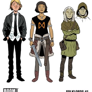 How Did Matt Kindt &#038 Matt Smiths Folklords #1 Sell Out Again What Is Wrong With Boom Studios