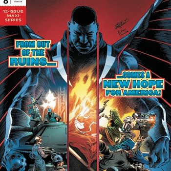 The Secret Origin of Black Condor in This EXCLUSIVE Freedom Fighters #8 Preview