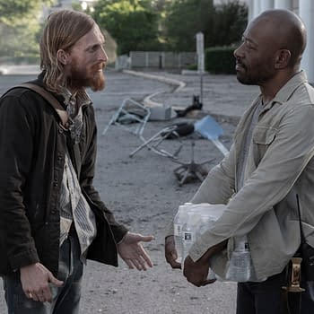 Fear the Walking Dead Season 5 Episode 10 210 Words Per Minute: This Weeks Rick Grimes/TWD Connections [SPOILERS]