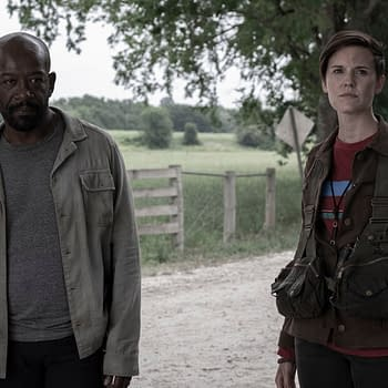 Fear the Walking Dead Season 5 Episode 11 Youre Still Here: Any Rick Grimes/TWD Connections This Week [SPOILERS]