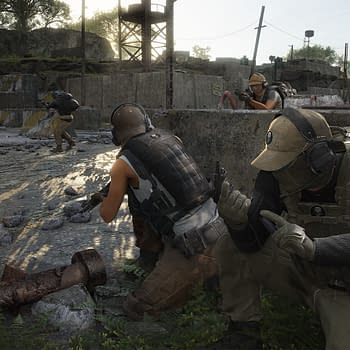 """""""Ghost Recon: Breakpoint"""" Shows Off PvP Mode At Gamescom"""