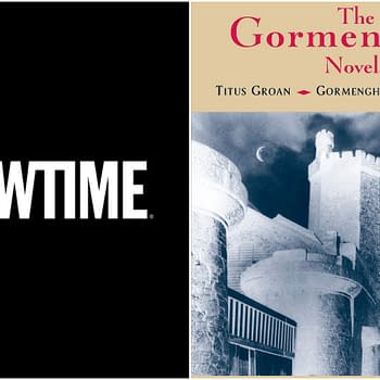 Gormenghast: Showtime Joins Toby Whithouse Neil Gaiman and Akiva Goldsman on Fantasy Series Adapt