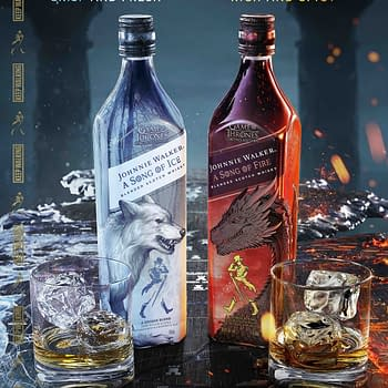 At Least Game of Thrones Fans Wont Have to Wait for Next Bottle of HBO Johnnie Walkers New Scotch Whiskies [VIDEO]