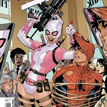 An Introduction to Gwenpool in Gwenpool Strikes Back #1 [Preview]