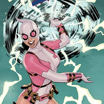 Gwenpool to Lift Thors Hammer in Novembers Gwenpool Strikes Back#4