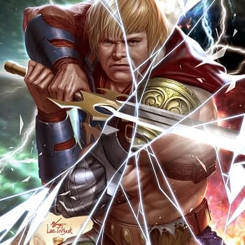 Tim Seeley Dan Fraga Take He-Man to the Multiverse in November