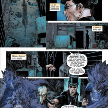Hawkman #15 [Preview]