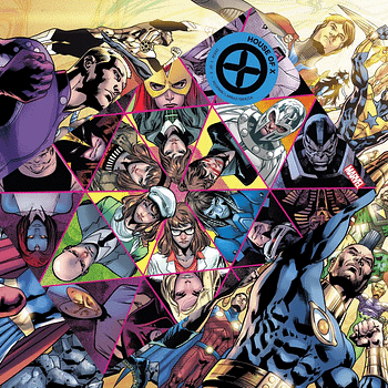 What If&#8230 DC Comics Legion of Super-Heroes and 5G Were Planning a Similar Story to House Of X