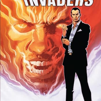 Corporate Malfeasance in Invaders #8 [Preview]
