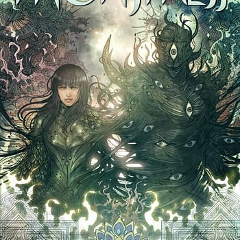 Image Comics Give Retailers a Killer Deal on Hugo Award-Winning Monstress Vol 3: Haven