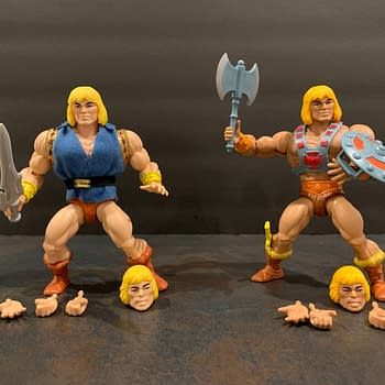 Masters of the Universe: Origins- Lets Look at the SDCC Debut Set