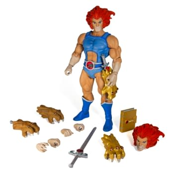 Thundercats Ultimates Announced by Super7 Preorders Live