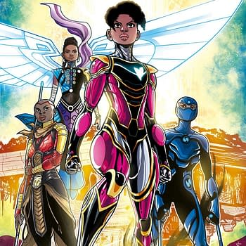 Eve Ewing Confirms End of Ironheart Series Promises Return After Incoming