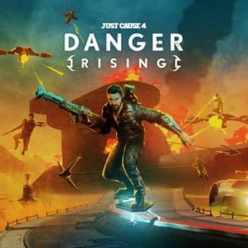 "Square Enix Announces ""Just Cause 4: Danger Rising"""