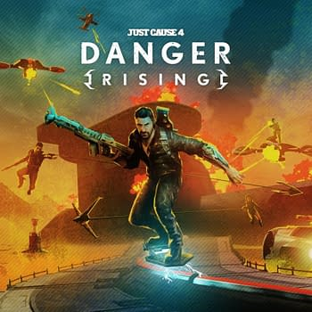 The Third DLC of Just Cause 4 is Now Available