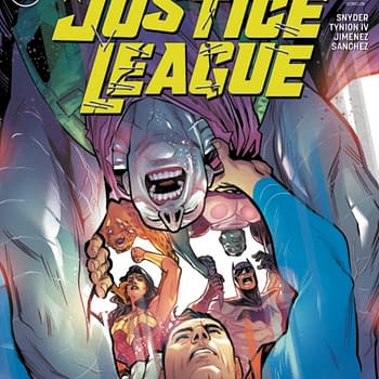 The Justice/Doom War Begins and the League is Already Dead in This EXCLUSIVE Justice League #30 Preview
