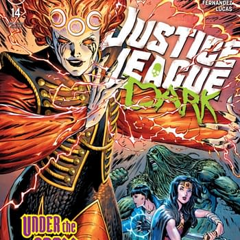 Zatara the Man of Wonder Womans Nightmares Justice League Dark #14 EXCLUSIVE Preview