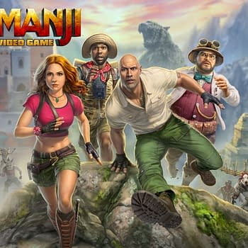 Outright Games Shows Off More Of Jumanji: The Video Game