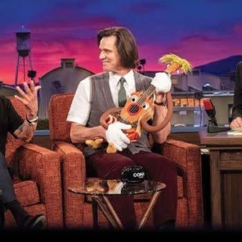 """Kidding"" Season 2: EP Dave Holstein - Ariana Grande Sings Like ""Pickle Fairy Goddess"""