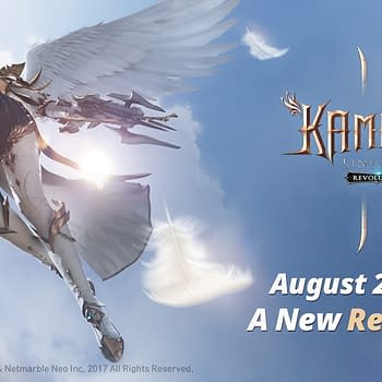 Latest Update to Lineage II: Revolution Adds the Fearsom Kamael Race