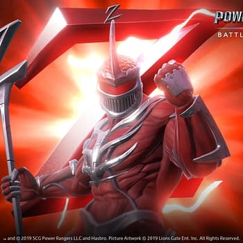 Lord Zedd Joins Power Rangers: Battle For The Grid