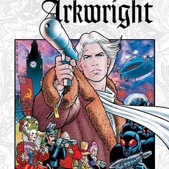 After Twenty Years Bryan Talbot Returns With The Legend of Luther Arkwright