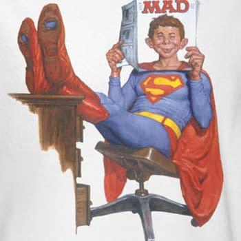 Gossip: DC Comics Mad Magazine Warner Bros and AT&#038T Realpolitik at Play