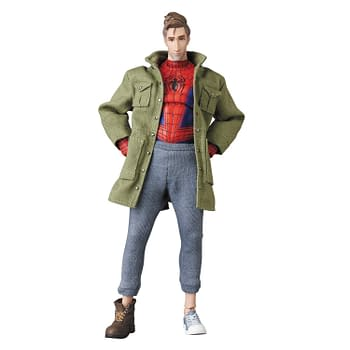 Spider-Man Swings Into Action with New Amazing Mafex Figure
