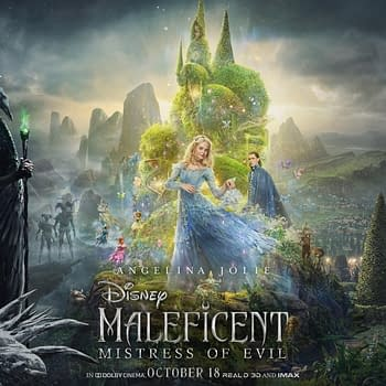 Dark Fae Vs the Humans in Maleficent: Mistress of Evil Teaser Trailer Shown at D23 &#8211 and New Gorgeous Image Released