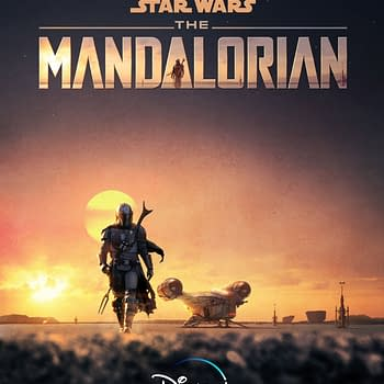 The Mandalorian: Disney+ Releases Series Poster Ahead of D23 Expo Showcase