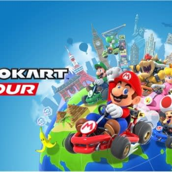 """""""Mario Kart Tour Races"""" Will Launch On Mobile In Late Setptember"""