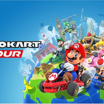 Mario Kart Tour Will Launch On Mobile In Late Setptember