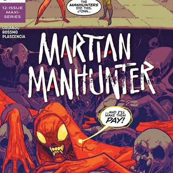 Human Civilization Changed Forever in This EXCLUSIVE Martian Manhunter #8 Preview