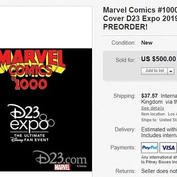 How D23 Affected the Comic Book Market on eBay This Weekend &#8211 Moon Girl Moon Knight Black Knight Ms Marvel and She-Hulk
