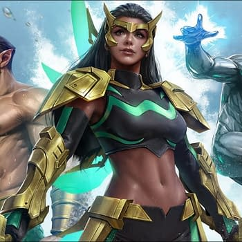 Marvel Future Fight Receives A New Hero This Week With Wave