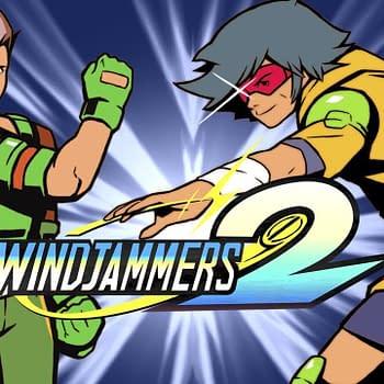 Dotemu Reveals A New Windjammers 2 Trailer At Gamescom