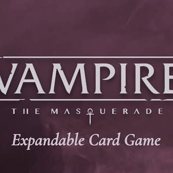 Vampire: The Masquerade &#8211 The Expandable Card Game Announced