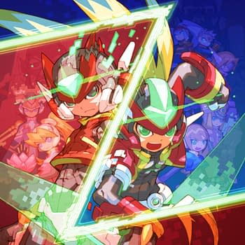 Capcom Announces Mega Man Zero/ZX Legacy Collection For 2020