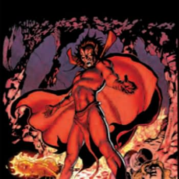Speak of the Devil &#8211 Is This Marvel Confirming Big Mephisto Plans
