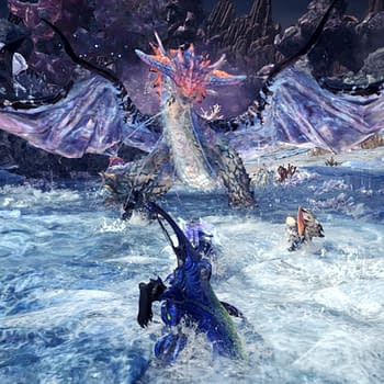 Two New Updates Are Coming To Monster Hunter World: Iceborne