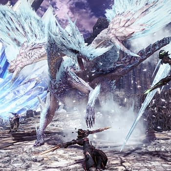 Monster Hunter World: Iceborne Gets A New Trailer At Gamescom