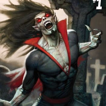 Morbius #1 Launches from Marvel Comics in November by Vita Ayala and Marcelo Ferreira