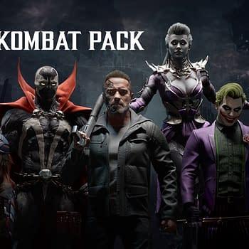 Mortal Kombat 11 Finally Reveals All Kombat Pack Characters