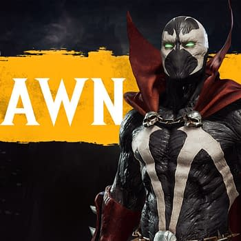 Keith David Confirms He Will Be Spawn In Mortal Kombat 11