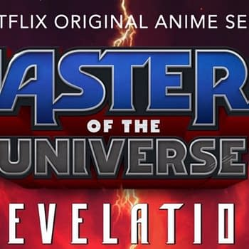 Masters of the Universe: Revelation &#8211 Kevin Smith Checks In with Powerhouse on Netflix Anime Series [PREVIEW]
