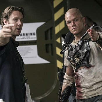 Director Neill Blomkamp off RoboCop Returns Says MGM Wont Wait