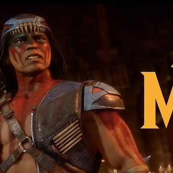 Mortal Kombat 11 Shows Off Nightwolf In New Character Trailer