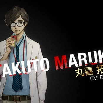 Atlus Releases A Persona 5 Royal Trailer For Takuto Maruki
