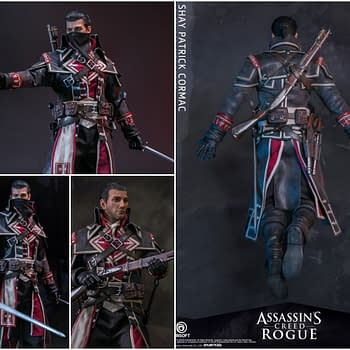 Assassins Creed: Rogue Gets Collectible Treatment from DAMTOYS [PREVIEW]