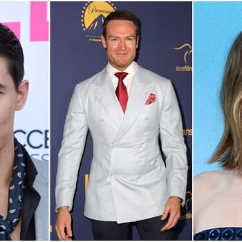 Mortal Kombat Film Casts Josh Lawson as Kano Jessica McNamee Lewis Tan in Talks